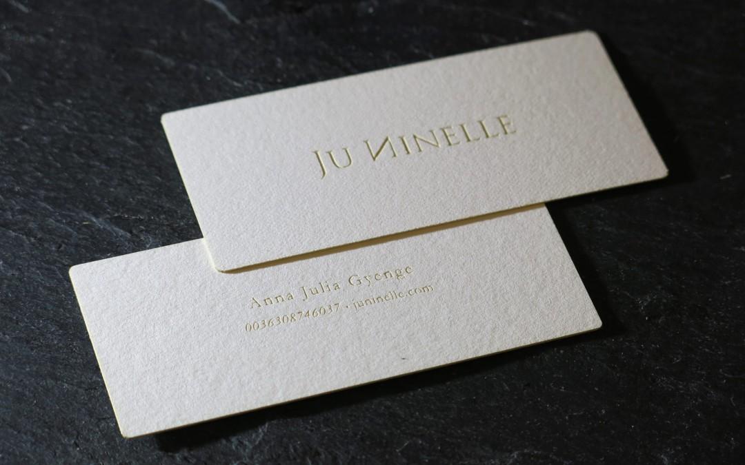 Ju Ninelle | névjegyek